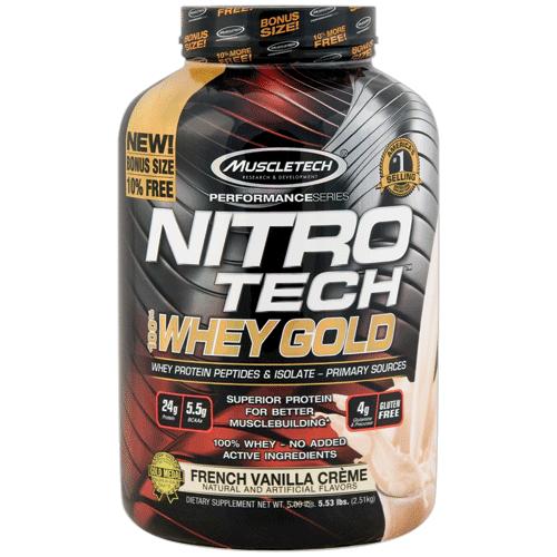 Donde comprar Nitro tech whey gold